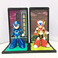 Rock man figures set(2pcs a set)