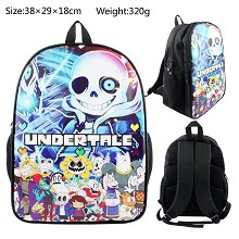 Undertale backpack bag