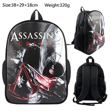 Assassin's Creed backpack bag