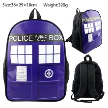 Doctor Who backpack bag