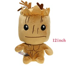 12inches Guardians of the Galaxy Groo anime plush doll