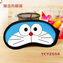 Doraemon eye patch
