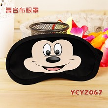 Mickey eye patch