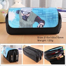 Naruto Kakashi anime pen bag
