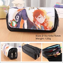 Haikyuu anime pen bag