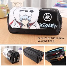 Gintama anime pen bag
