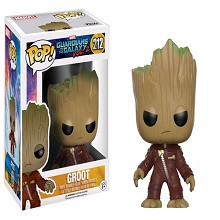 Guardians of the Galaxy 2 groot figure funko pop 212