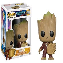 Guardians of the Galaxy 2 groot figure funko pop 208