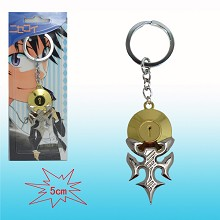 Nisekoi anime key chain
