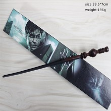 Harry Potter Maggie cos magic wand
