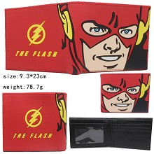 The Flash anime wallet