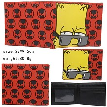 The Simpsons anime wallet