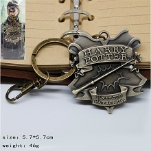 Harry Porter key chain