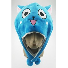 Fairy Tail anime plush hat