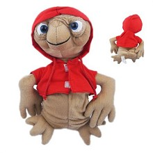 10inches Extra Terrestrial Film plush doll