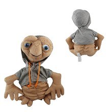 7inches Extra Terrestrial Film plush doll