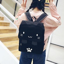 Neko Atsume anime backpack bag