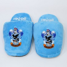 Harry Potter plush shoes slippers a pair