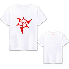 Fate anime cotton t-shirt
