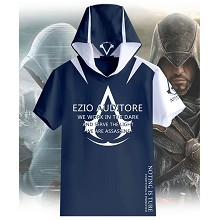 Assassin's Creed cotton t-shirt hoodie