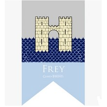 Game of Thrones FREY cos flag