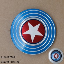 Captain America Finger Hand Spinner