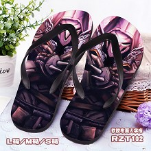 Overwatch shoes slippers a pair