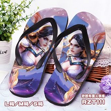 Hero Moba shoes slippers a pair