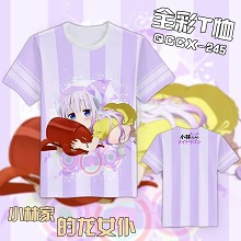 Kobayashi-san Chi no Maid Dragon anime modal t-shi...
