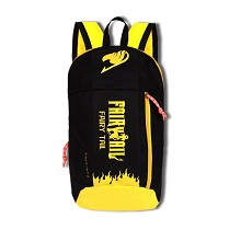 Fairy Tail anime small backpack bag