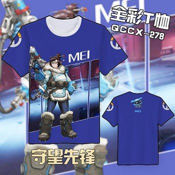 Overwatch Mei t shirt