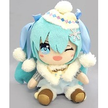 12inches Hatsune Miku anime plush doll