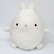12inches molang anime plush doll