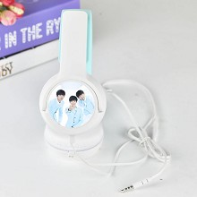 Star TFBOYS headphone