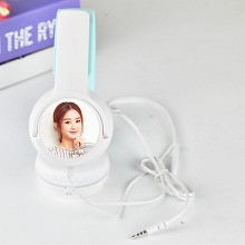 Star Zanilia Zhao headphone
