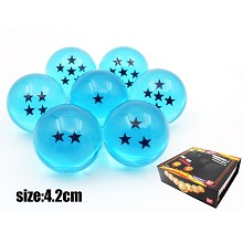 Dragon Balls set(7pcs a set) 42MM