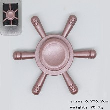Rudder Hand spinner
