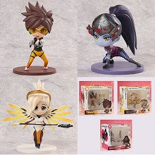 Overwatch figures set(3pcs a set)