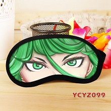 One Punch Man anime eye patch