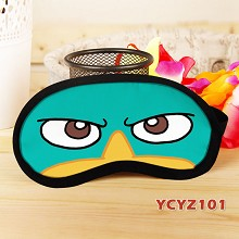 Perry the Platypus anime eye patch