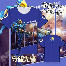 Overwatch Pharah t shirt