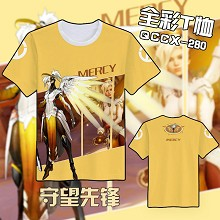 Overwatch Mercy t shirt