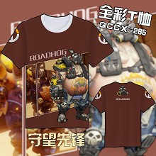 Overwatch ROADHOG t shirt
