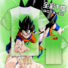 Dragon Ball anime t shirt