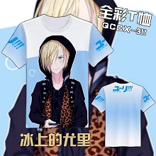 Yuri on Ice anime t shirt