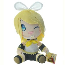 12inches Kagamine Rin anime plush doll