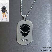 Overwatch genji necklace