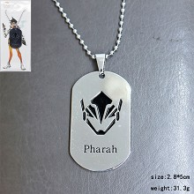 Overwatch pharah necklace