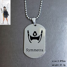 Overwatch symmetra necklace