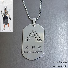 Overwatch ARK necklace